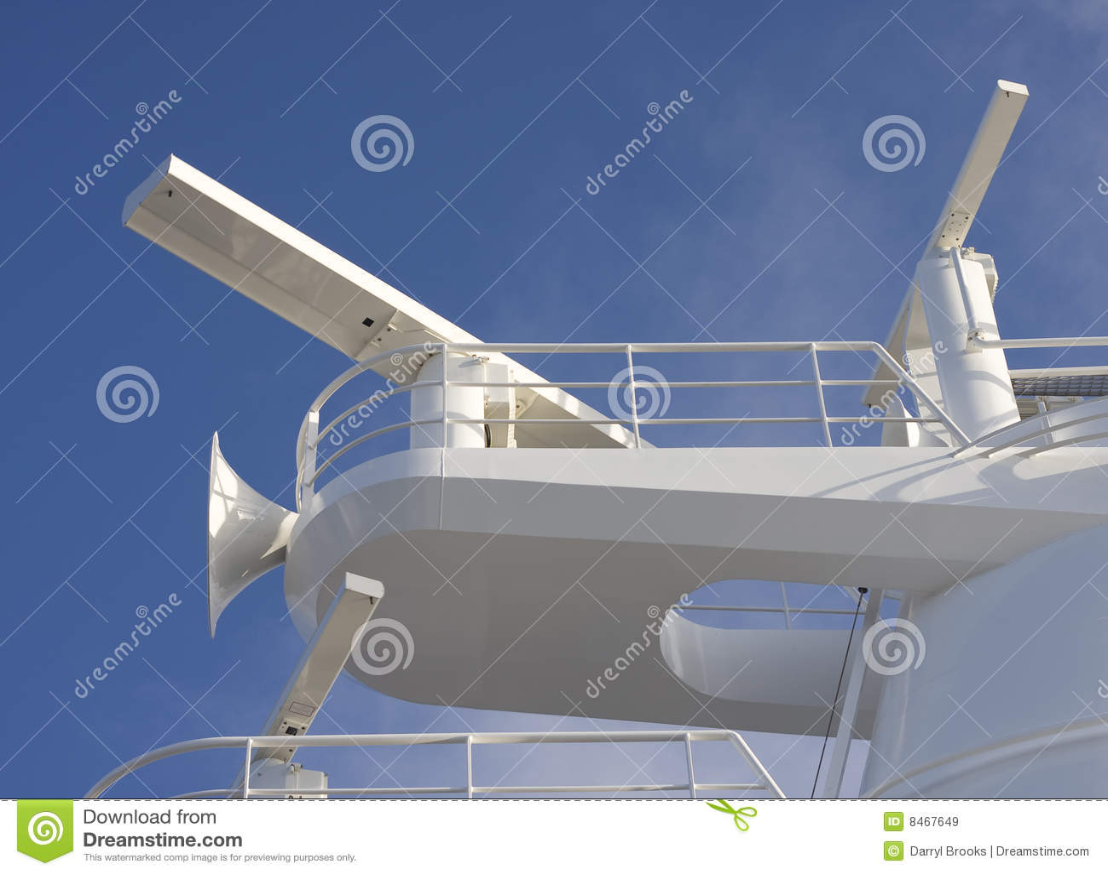 Airhorn sänder sonaren