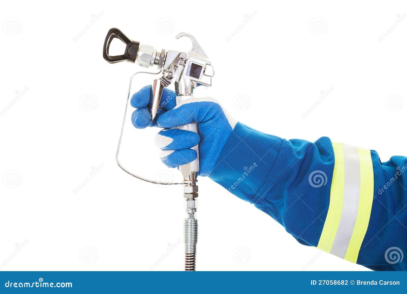 Безвоздушные распылители своими руками