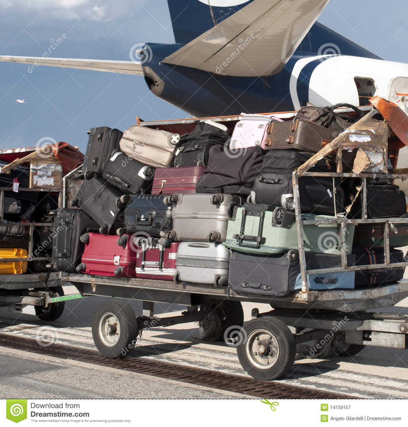 Bag Pack Luggage Royalty Free Stock Photography - Image: 10171467