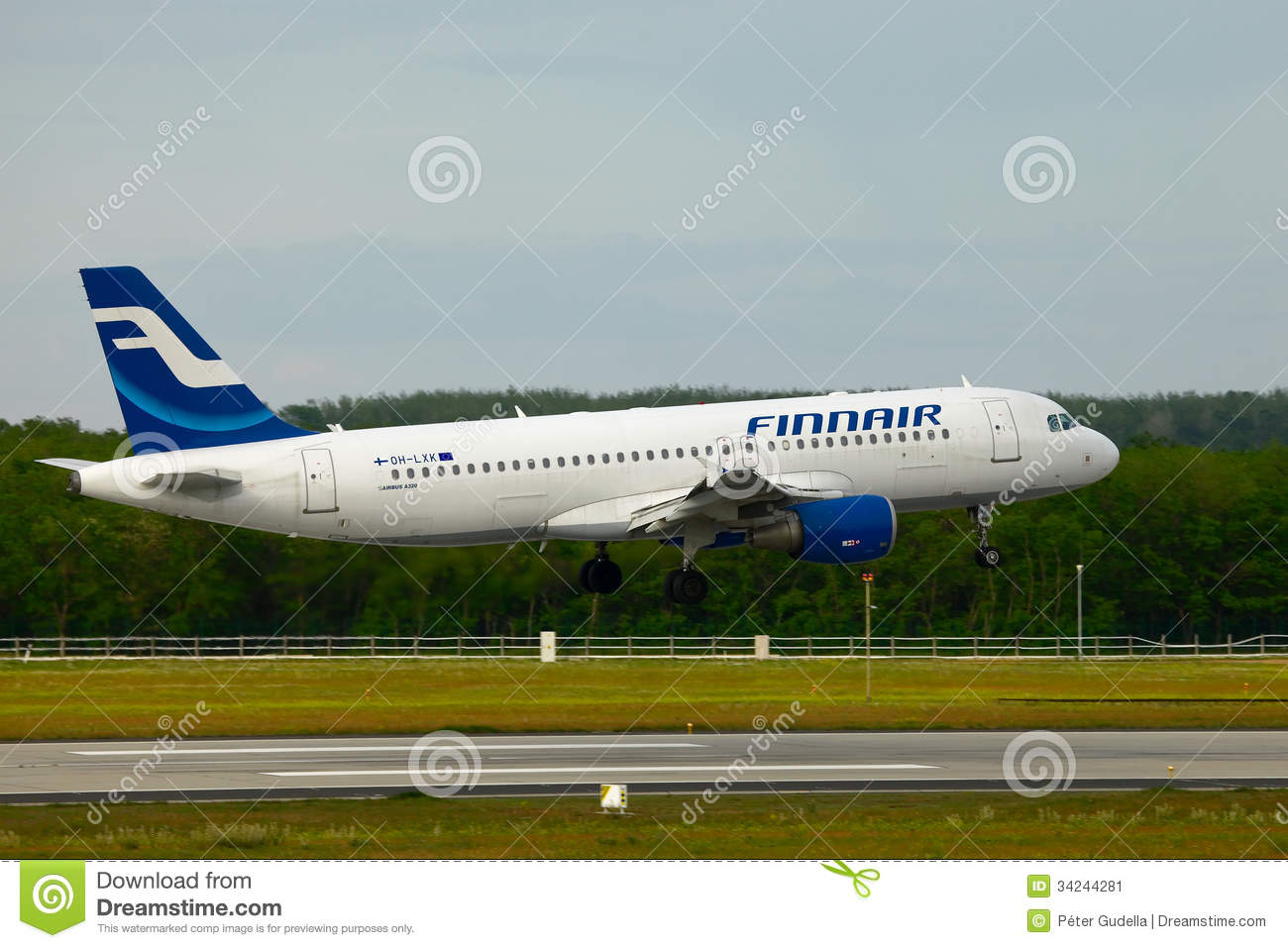 Airliner Editorial Photo Image 34244281