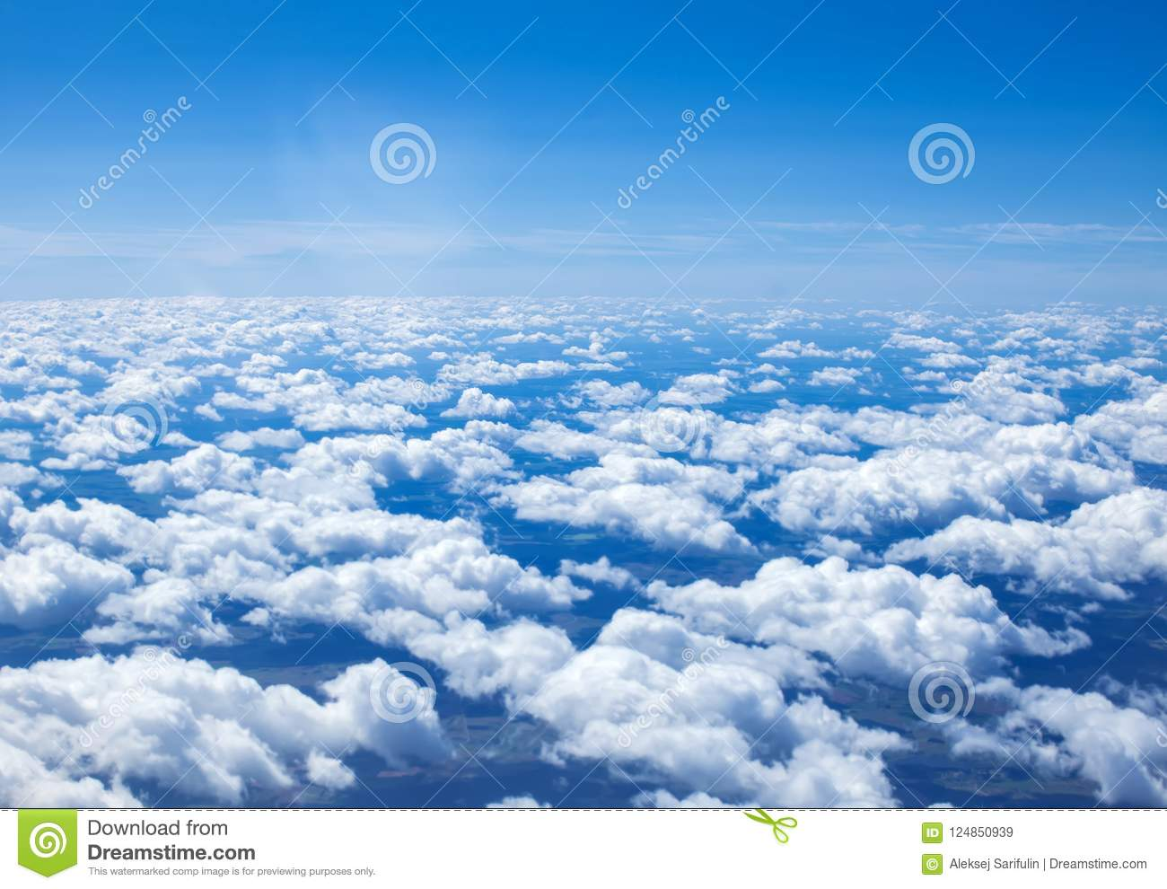 Excellent Airplain Window Seat View Of Big White Thick Fluffy Clouds Beatyapartments Chair Design Images Beatyapartmentscom