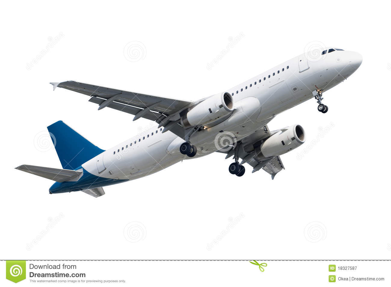 airplane stock image image of aeroplane flying travel 18327587