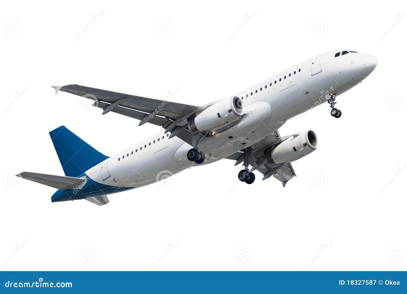 Airplane Royalty Free Stock Airplane