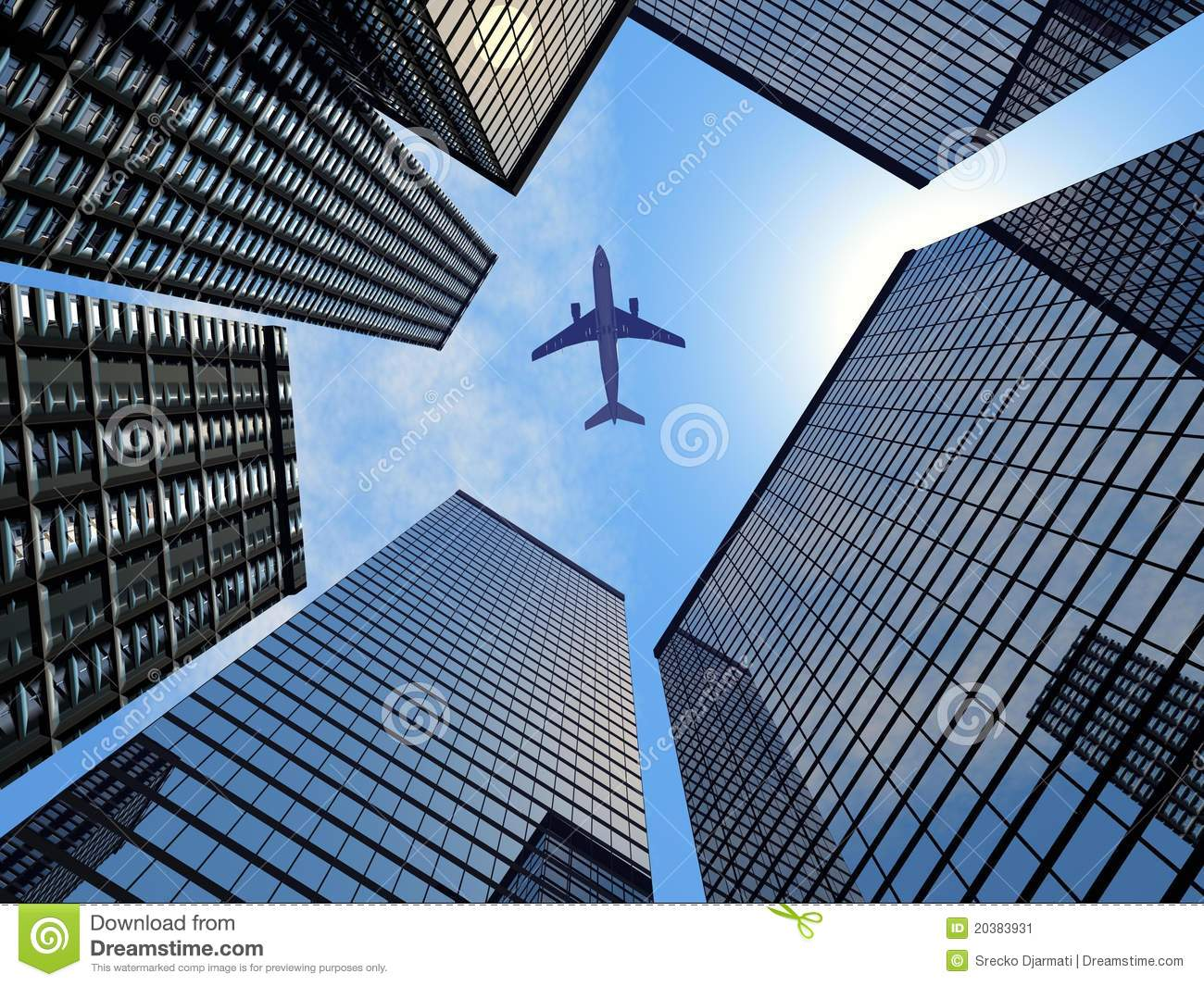 """""""101: The Skyscraper and the Airplane"""" Essay Sample"""