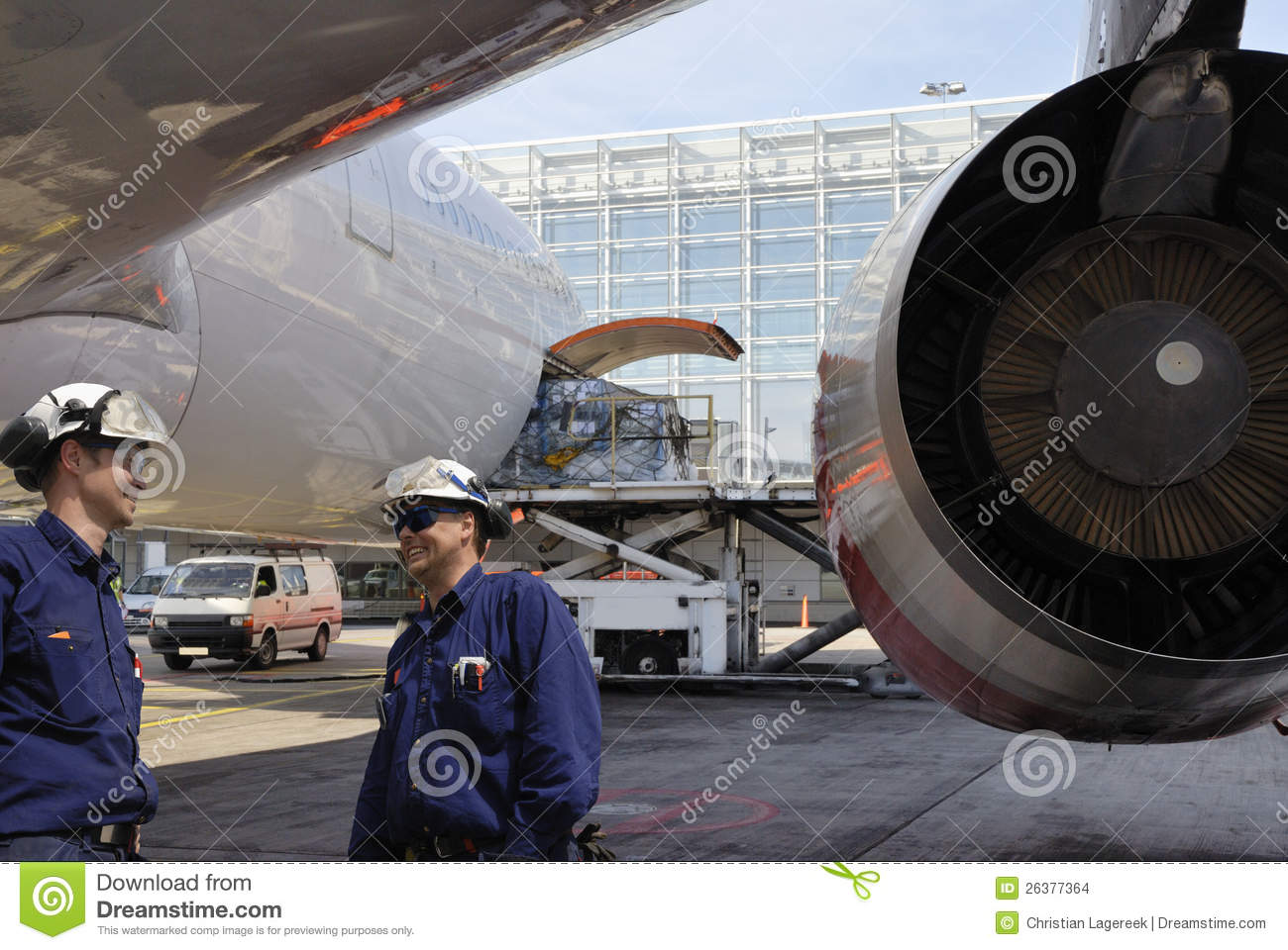 airplane mechanics and jet engine stock images