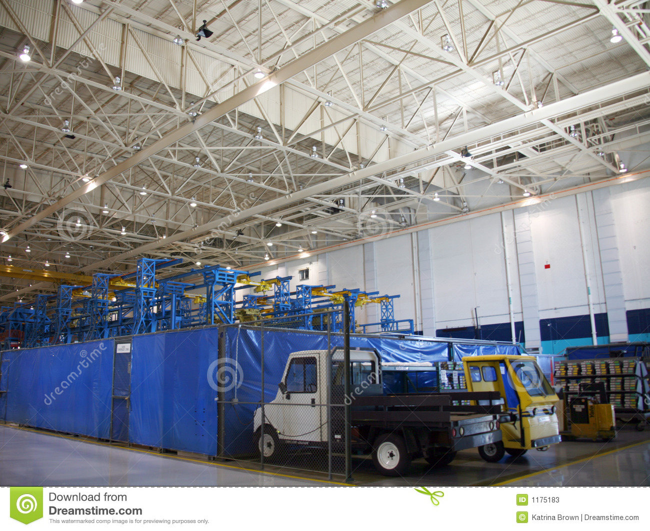 inside aerospace production facility - photo #16