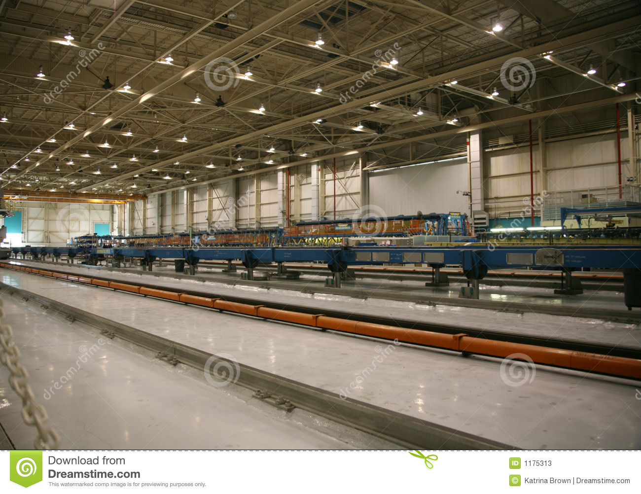 inside aerospace production facility - photo #21