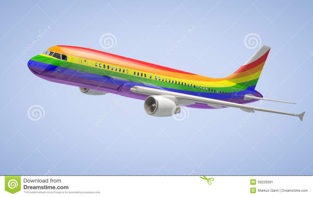 Airplane Gay 76