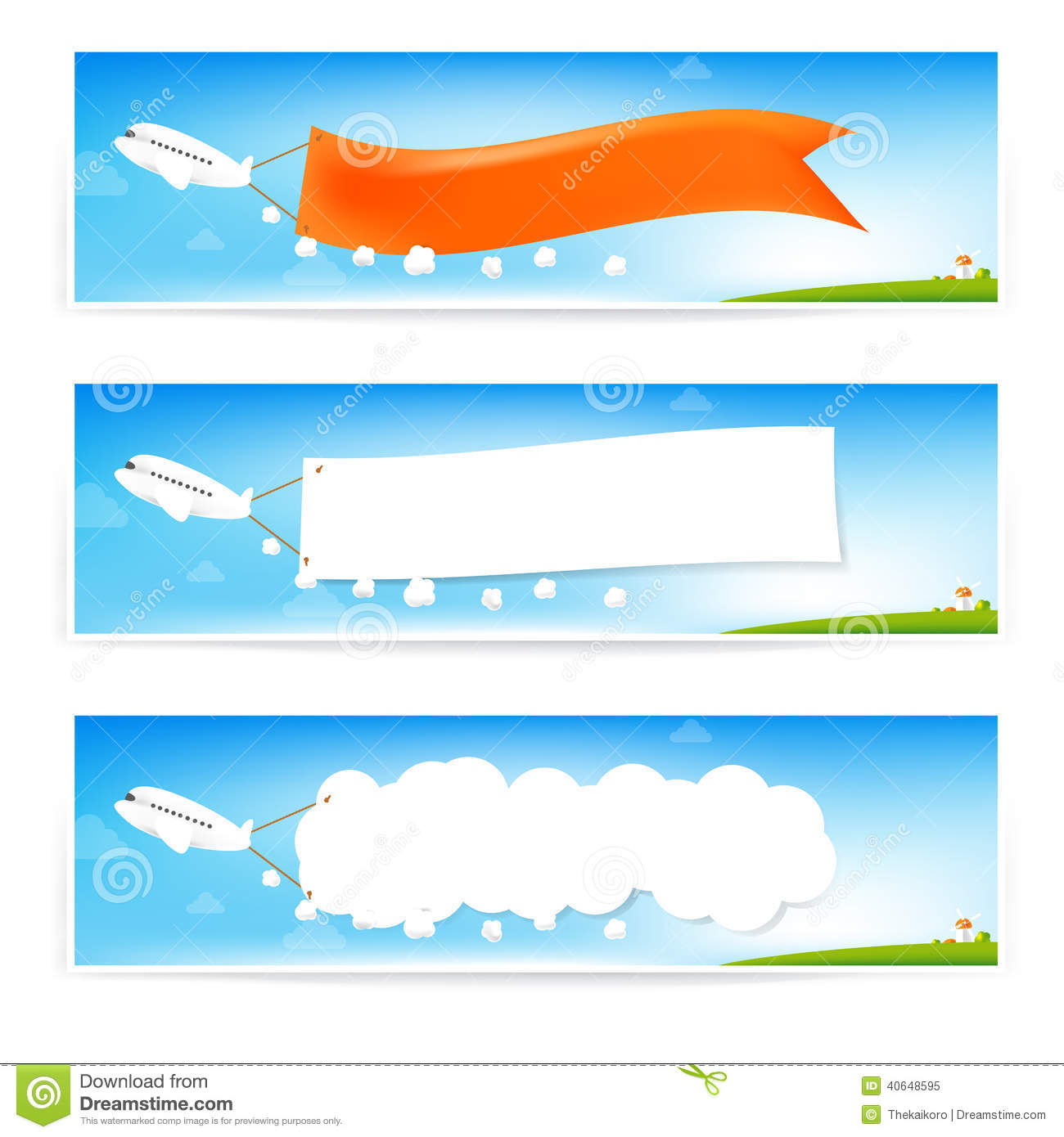 airplane and text flag stock vector illustration of illustration