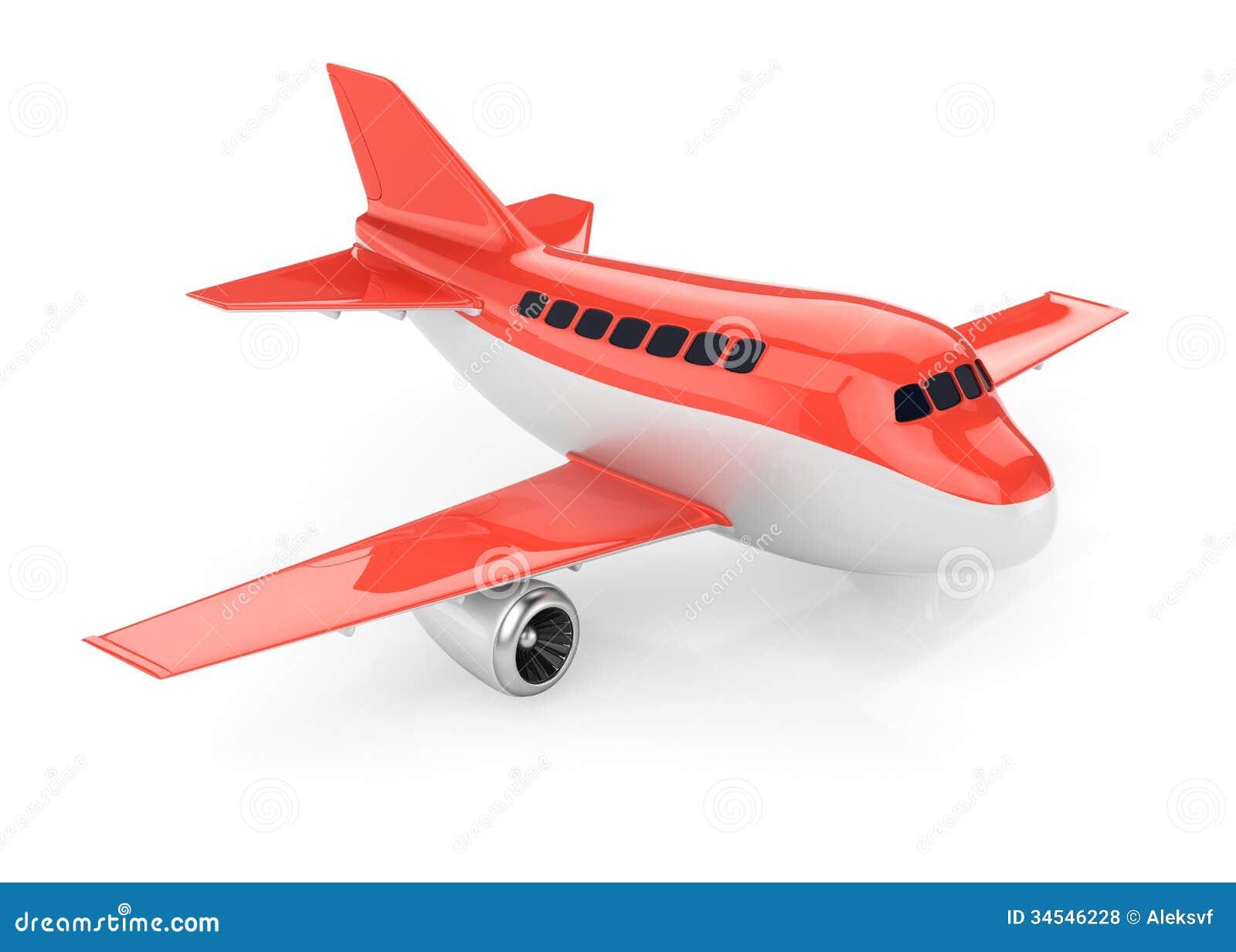 Airplane Royalty Free Stock Photos - Image: 34546228