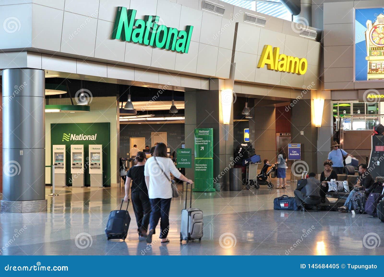 Airport Car Rental Editorial Image Image Of Corporation 145684405