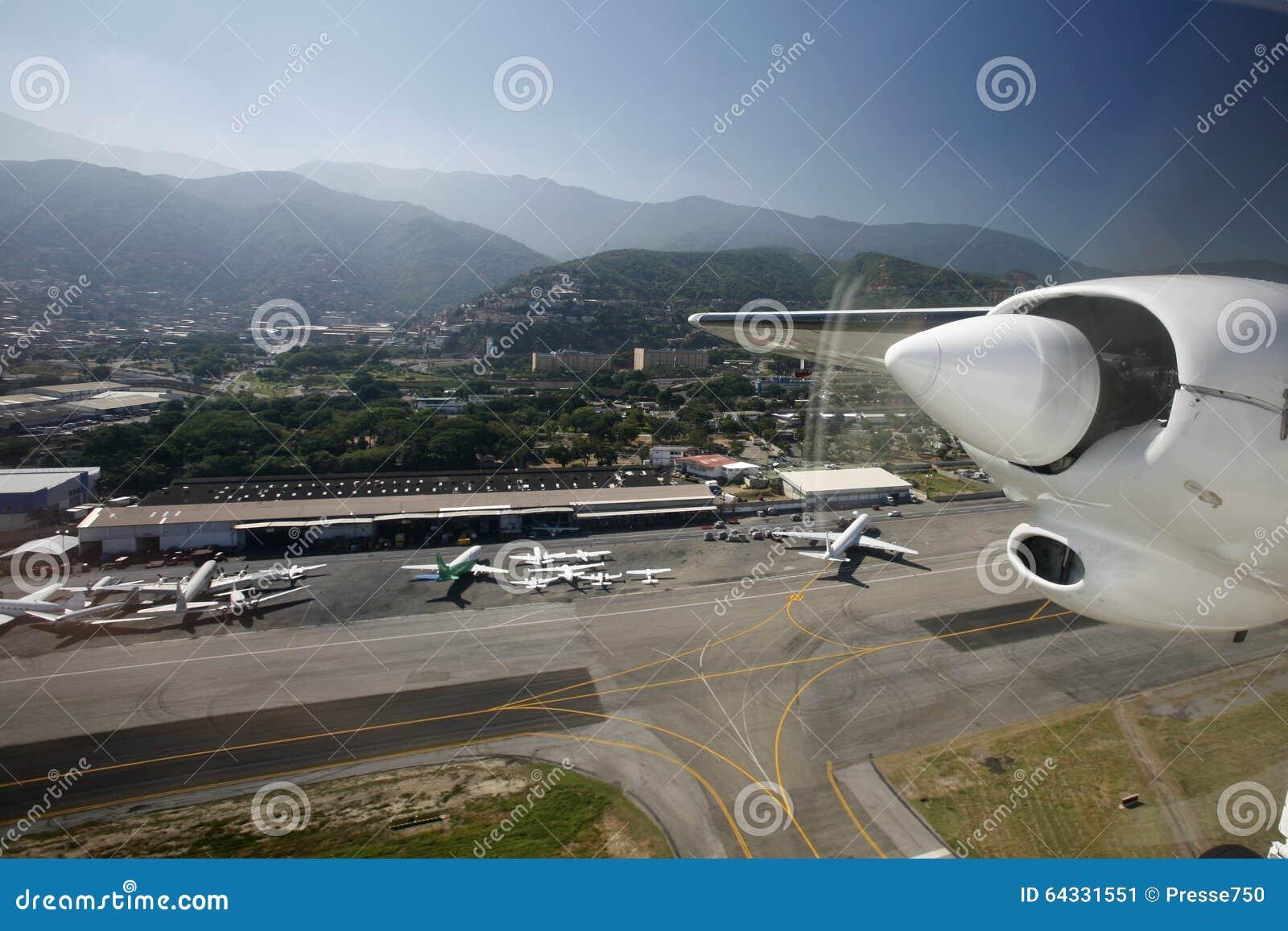 AIRPORT DEL SUDAMERICA VENEZUELA CARACAS