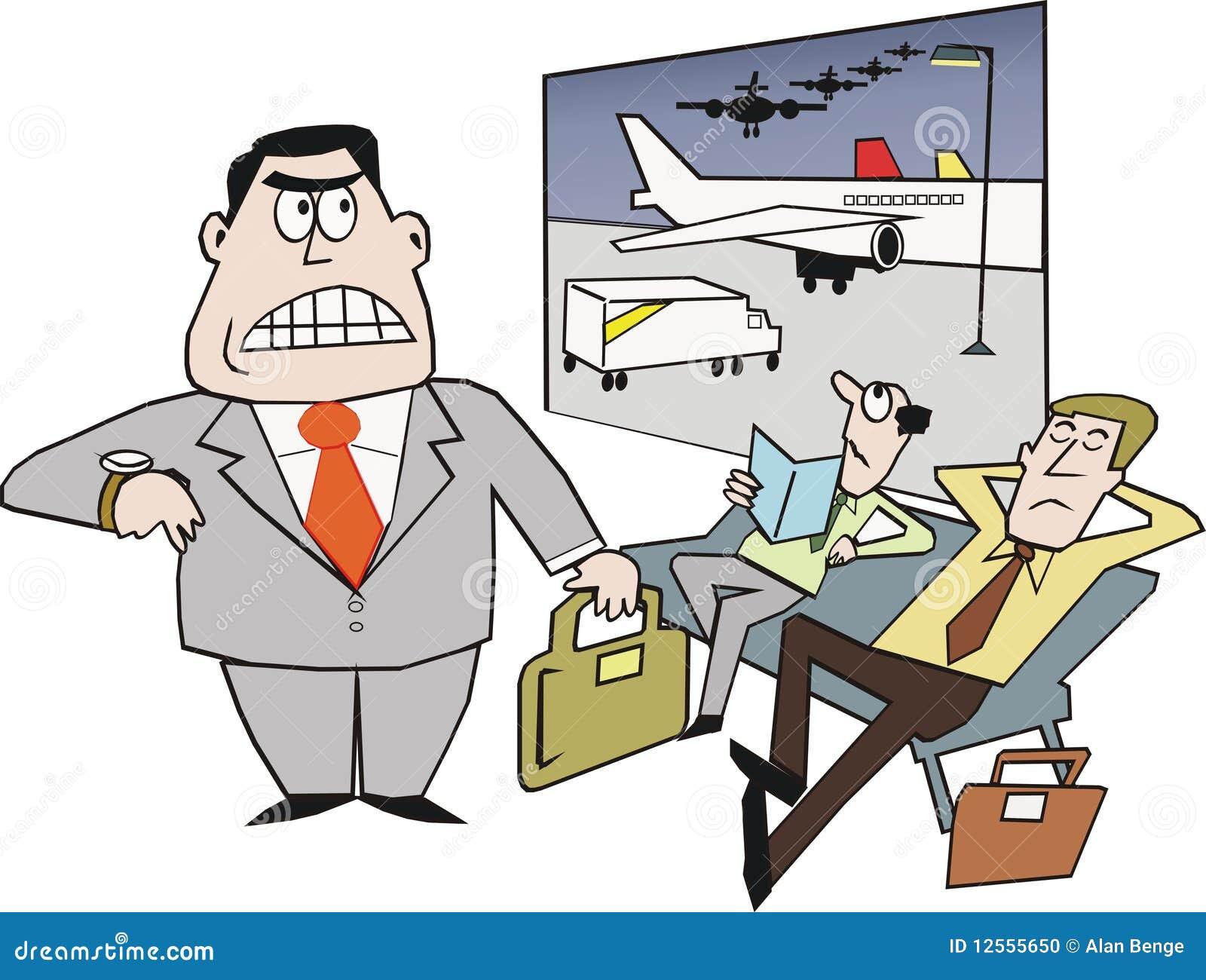 Airport delay cartoon ... Airport Cartoon Images