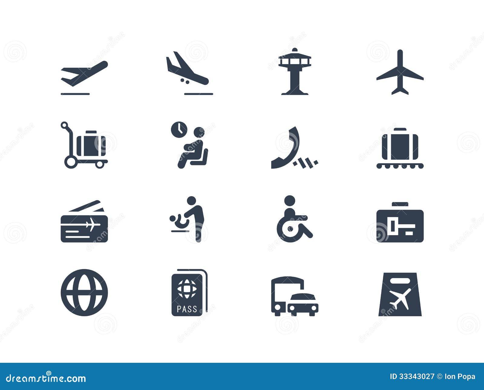airport icons royalty free stock photography image 33343027 handicap free vector logo handicap vectoriel