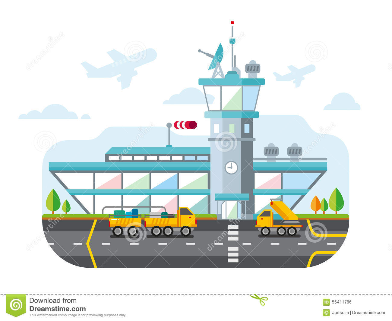 airport gate clipart - photo #5
