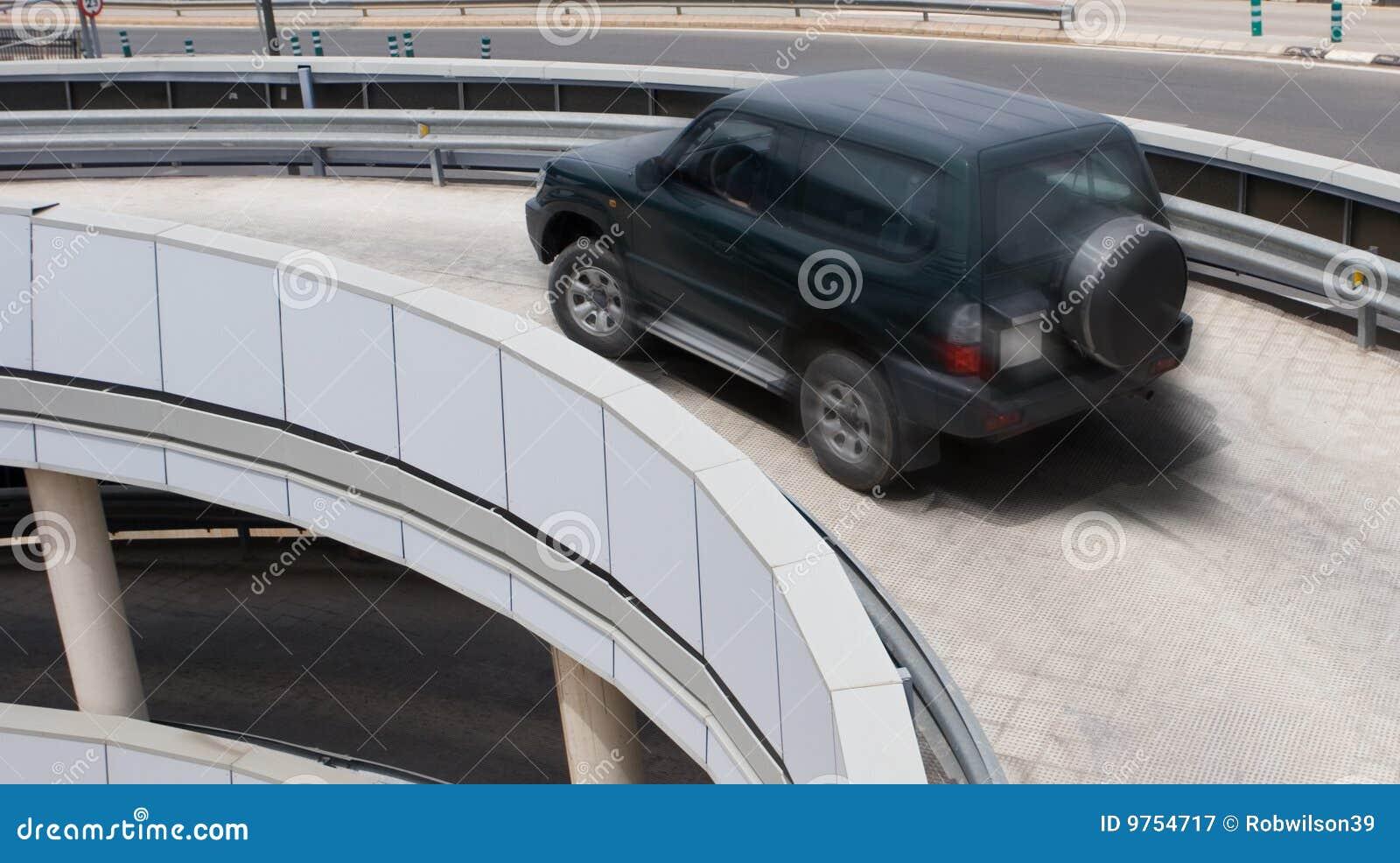 parking garage ramp stock images image 13229914 airport parking garage ramp royalty free stock photography