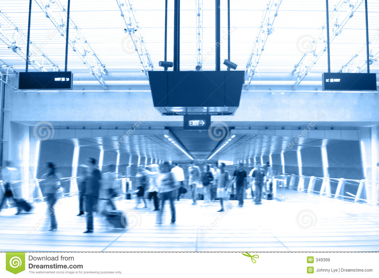 Free Images Traveling People Airport Bridge Business: Airport Scene 2 Stock Image. Image Of Speed, Arrival