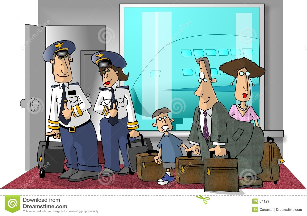 Airport Scene Royalty Free Stock Images - Image: 64129