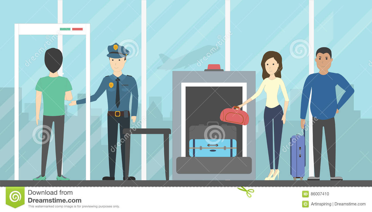 metal detectors in airports engineering essay Monoxide detectors and chemical sampling equipment capable of detecting combustible mixtures that can lead to accumulations of explosive gases  a metal cage.