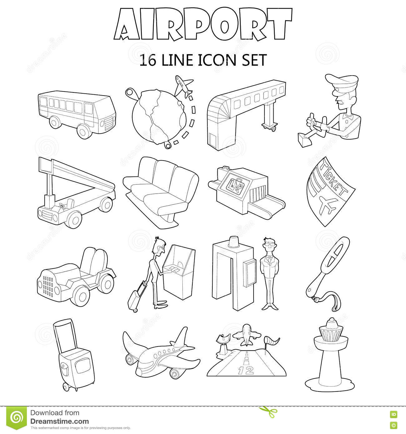 airport security speech outline The aviation security bachelor's degree explores the practical application of  aviation security  the bs in aviation security program at embry-riddle  worldwide is the first and only degree of its kind  speech/english, 6  degree  summary.