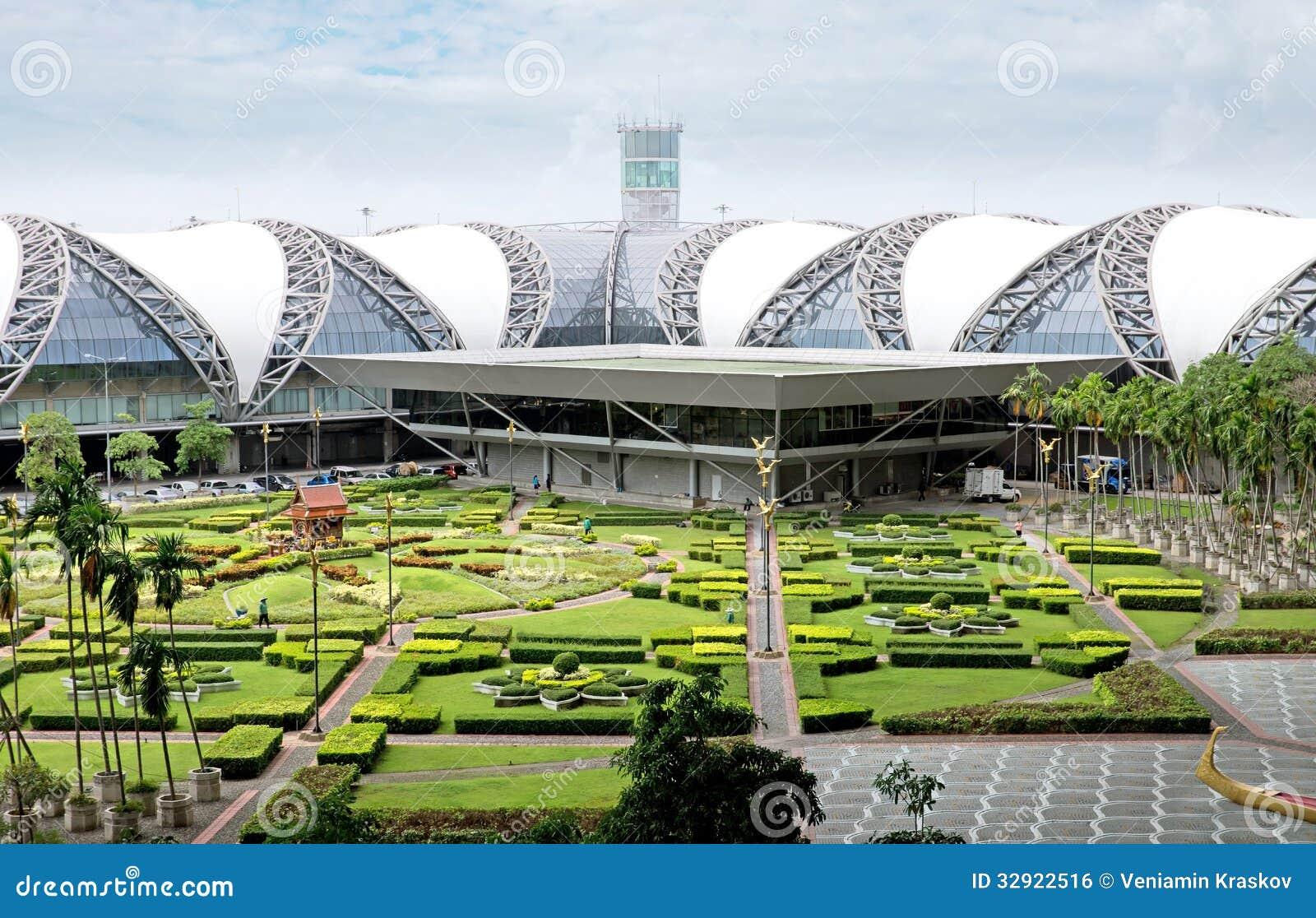 Bangkok thailand july 21 suvarnabhumi airport is the world s third