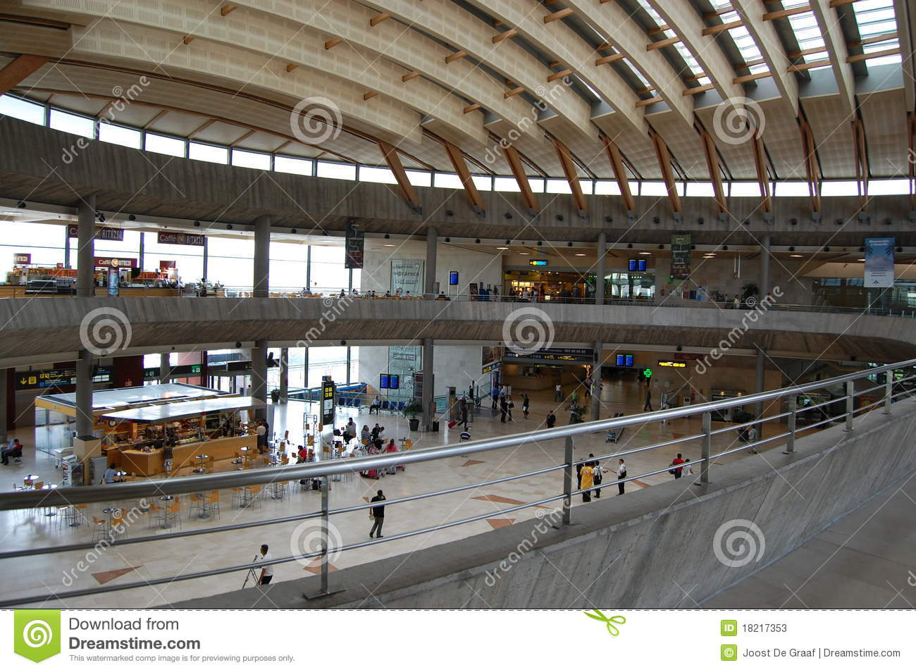 Airport Terminal Tenerife Norte Editorial Stock Photo ...