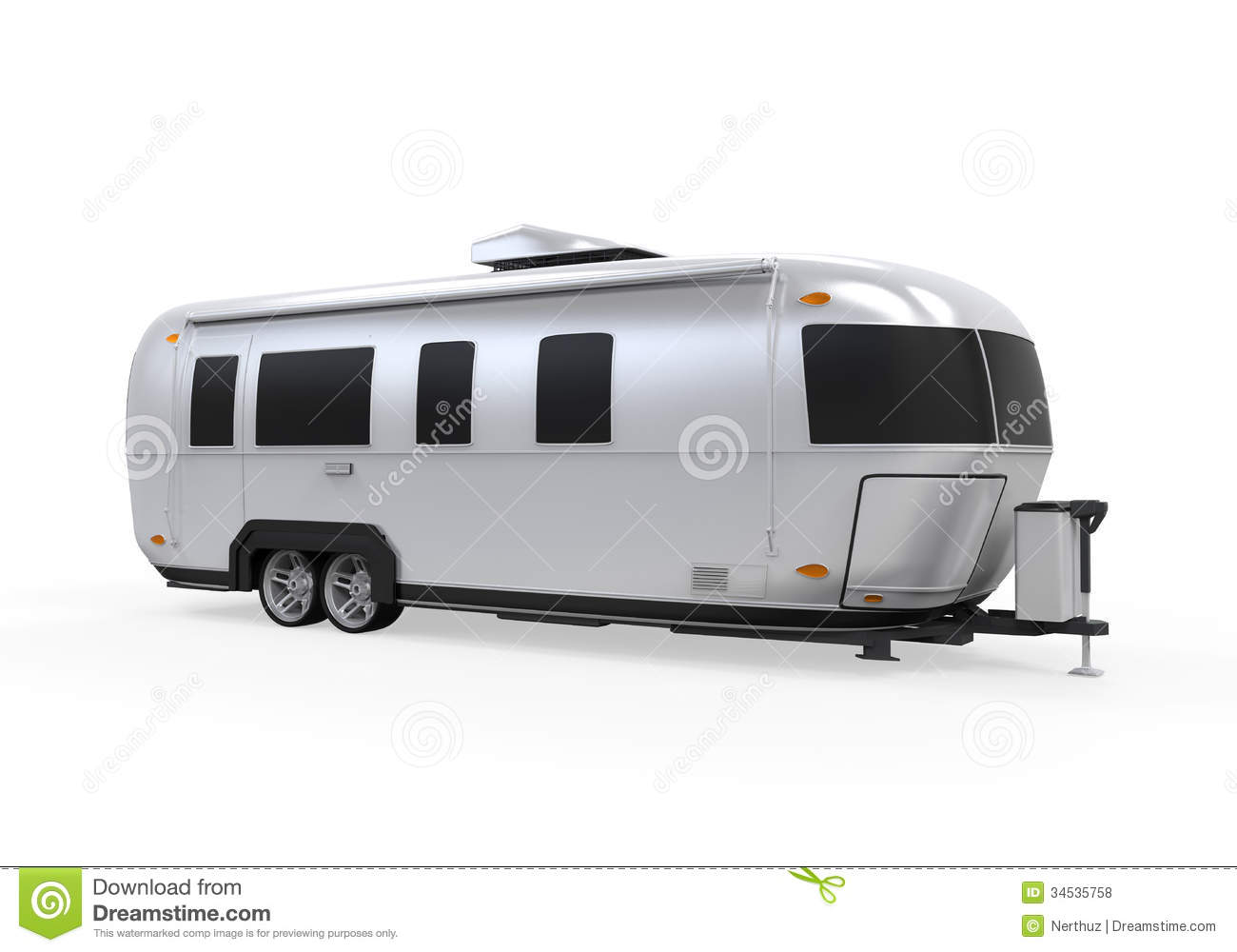 Airstream Stock Illustrations 40 Vectors Clipart