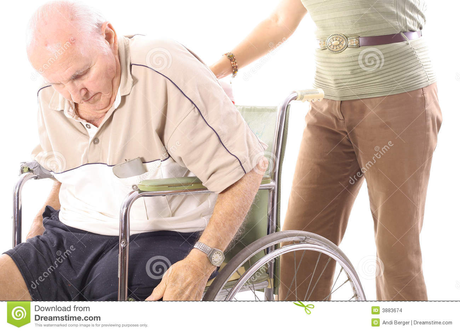 Aiuto degli anziani