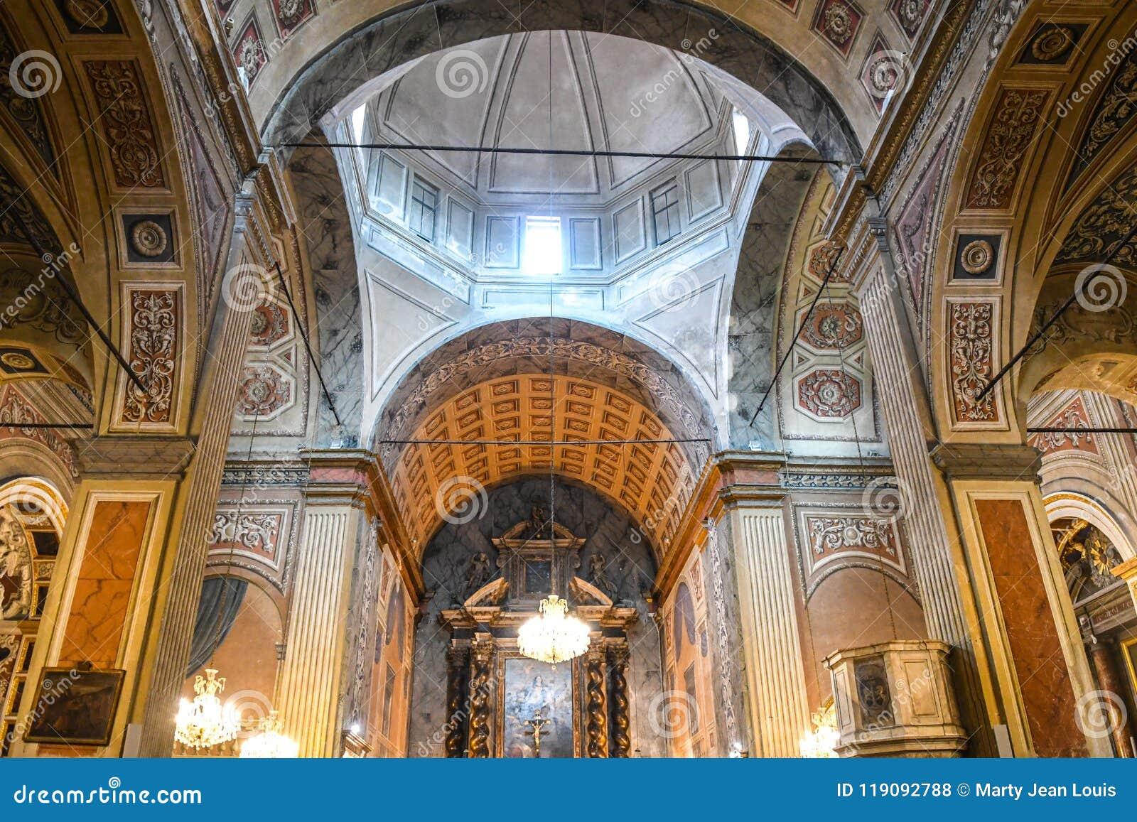 Ajaccio katedra