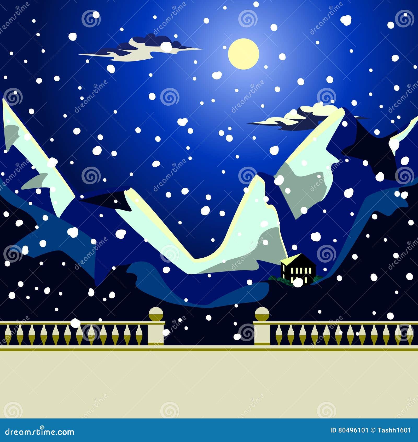 Ajardine el mar en la noche el idílico y fabuloso