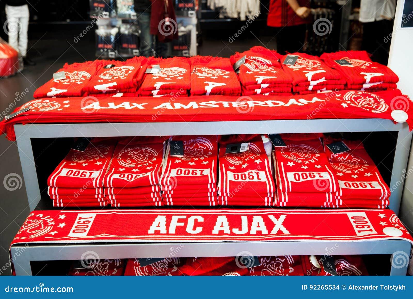 Ajax Amsterdam Shop