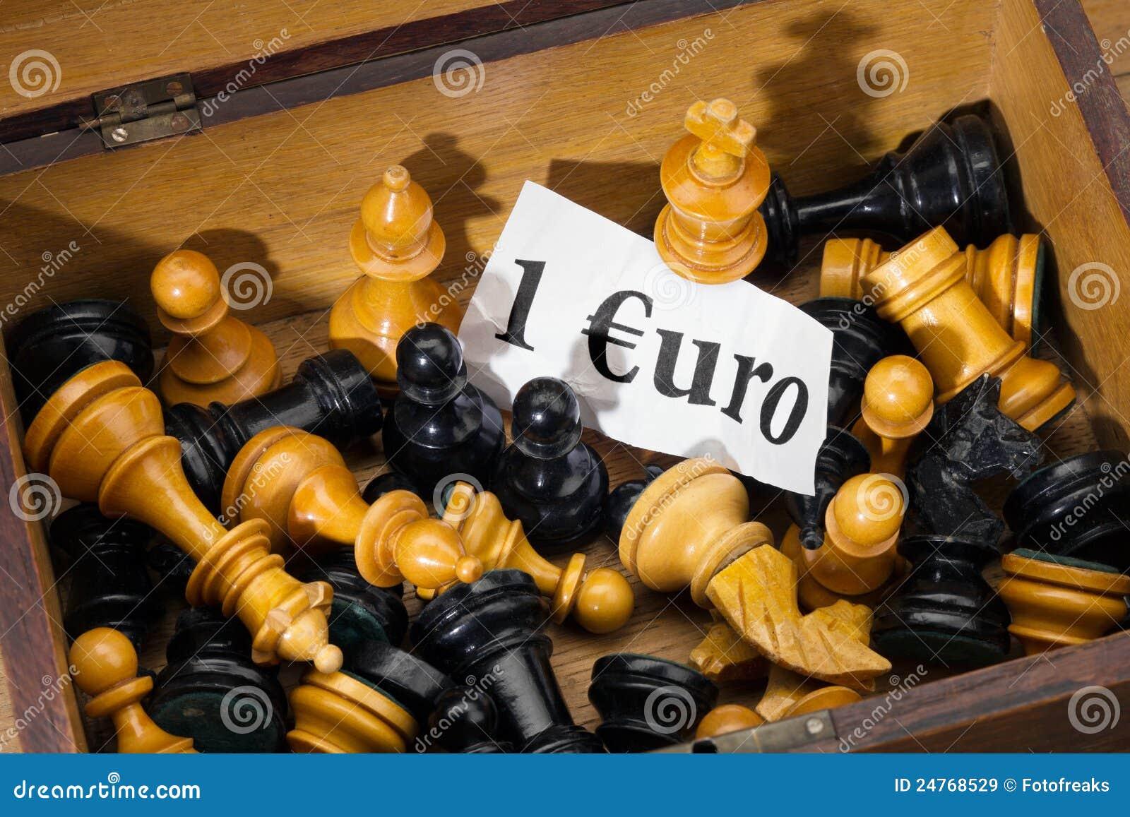 Ajedrez y euro