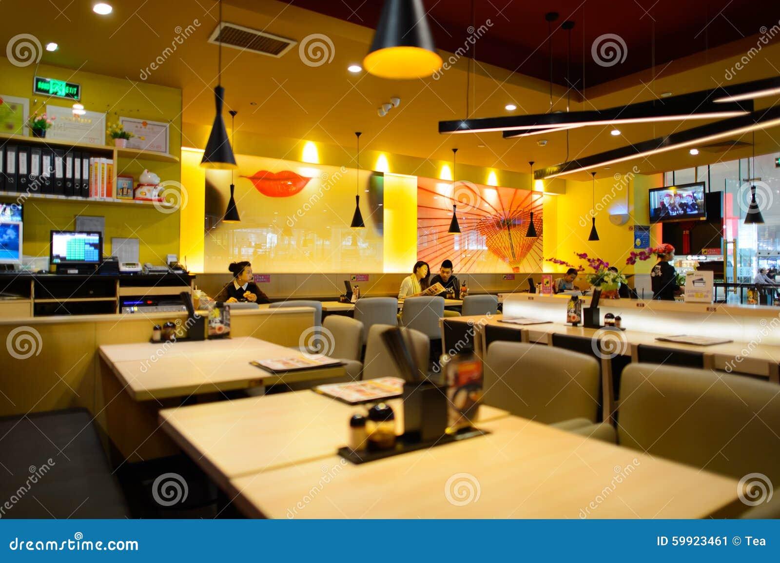 Japanese Fast Food Restaurants In Japan