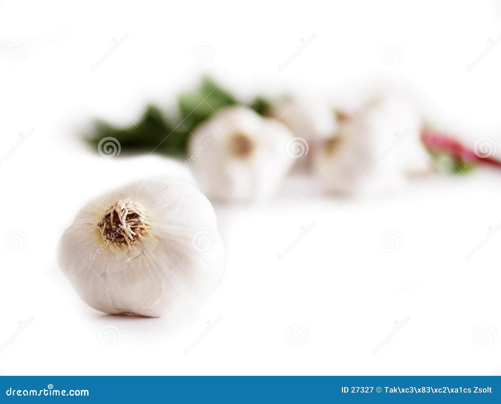 Download Ajo imagen de archivo. Imagen de blanco, cena, sano, cocina - 27327