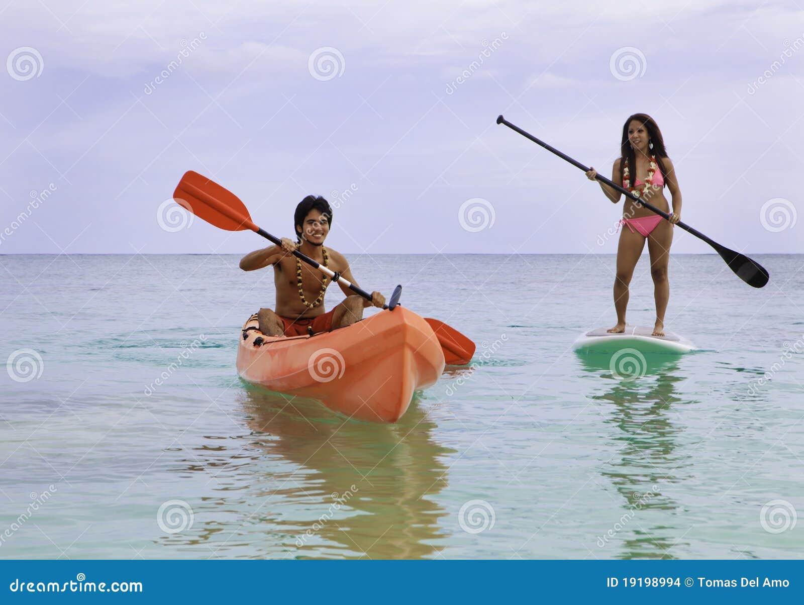 Ajouter au panneau de kayak et de palette
