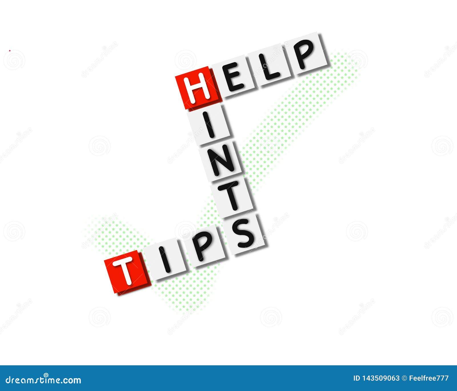 Ajuda, sugestões, teste padrão dos elementos do fundo das pontas, cartaz abstrato do negócio da qualidade super
