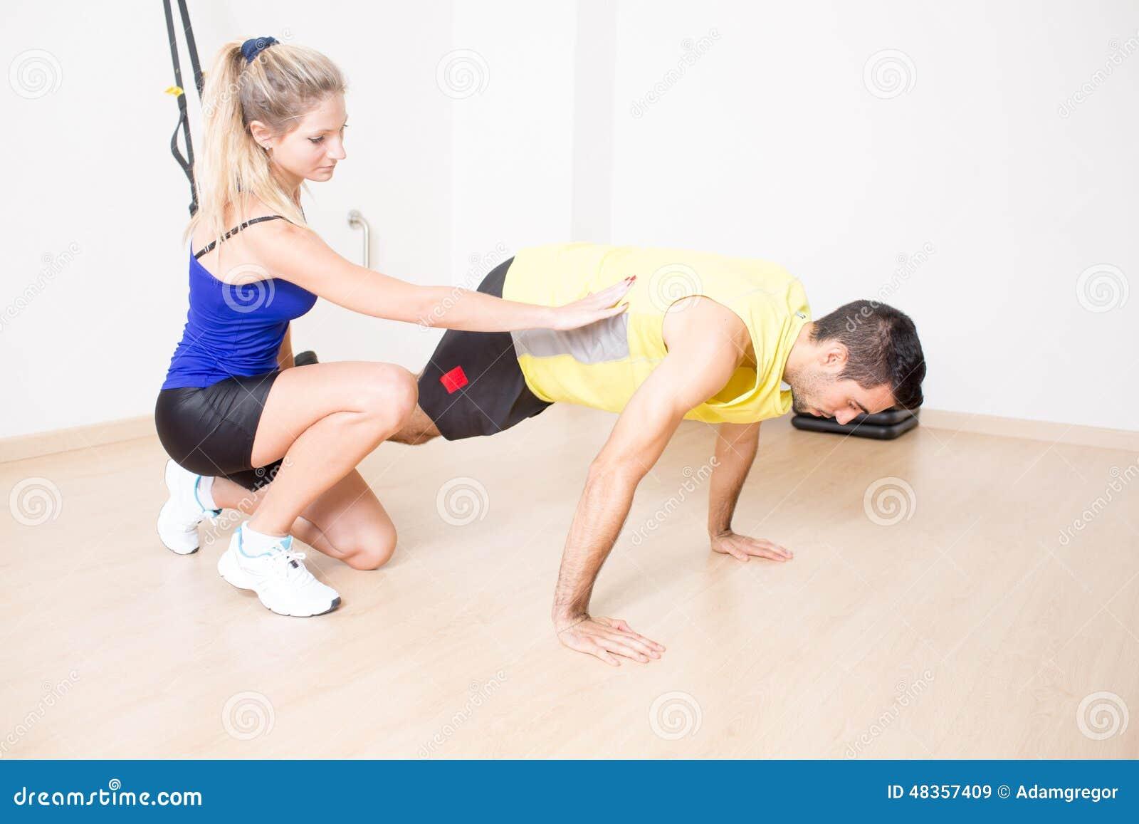 Ajustando o treinamento da suspensão