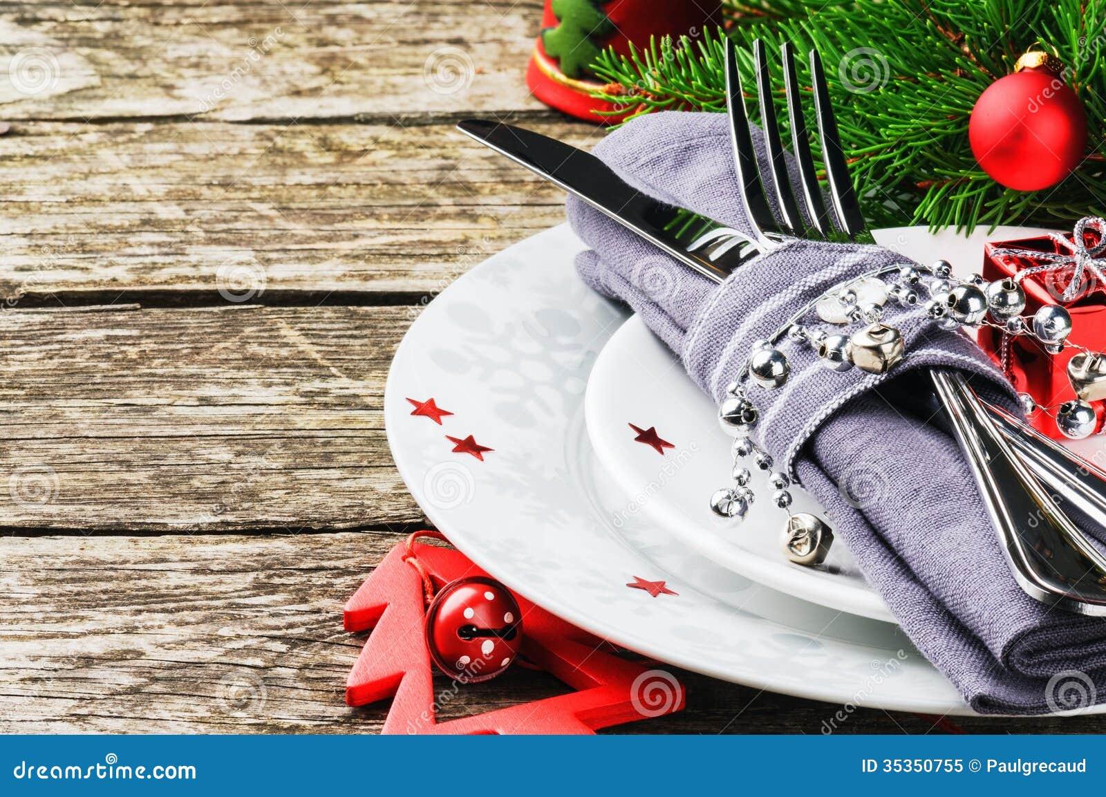 Ajuste da tabela do Natal