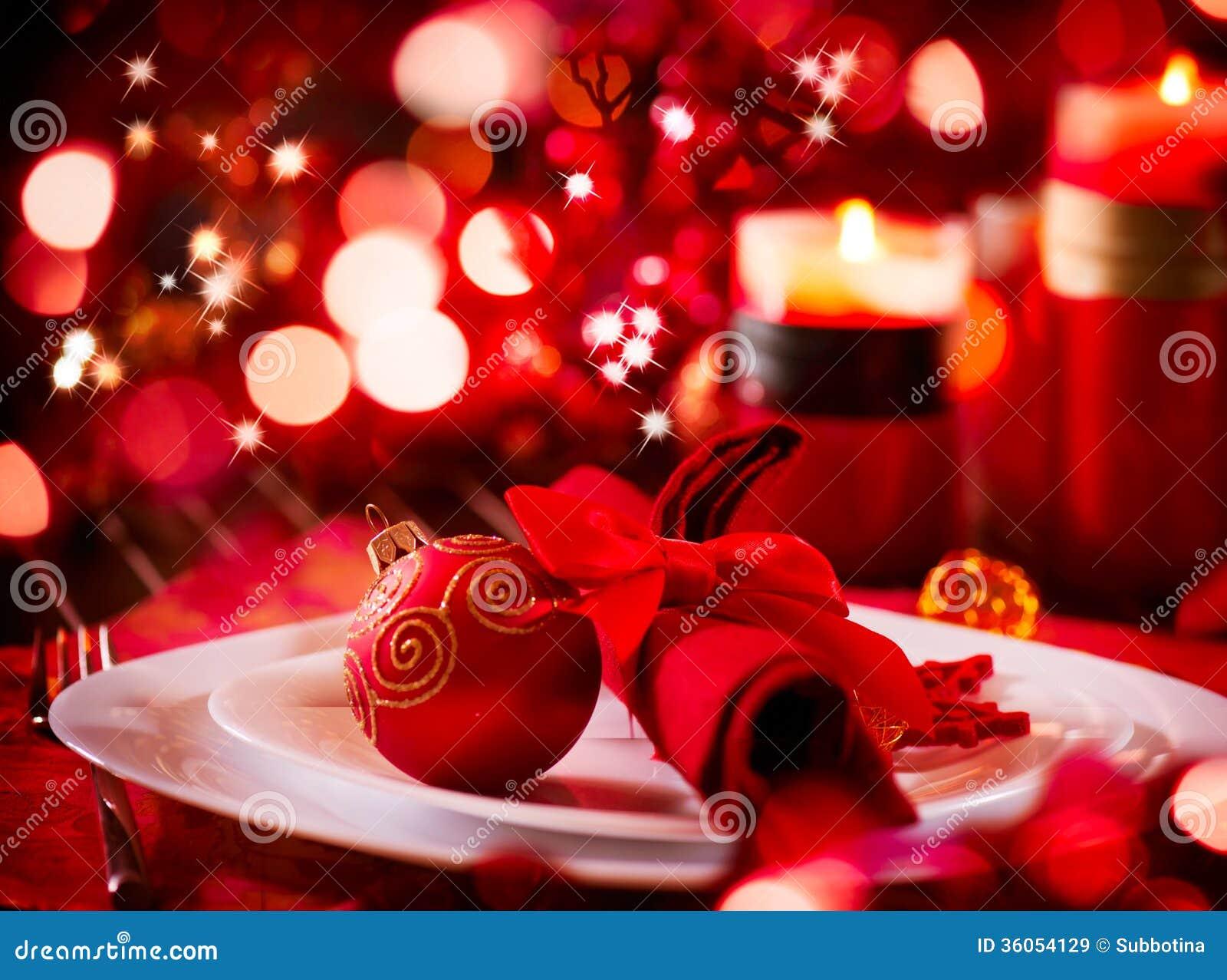 Ajuste de la tabla del día de fiesta de la Navidad
