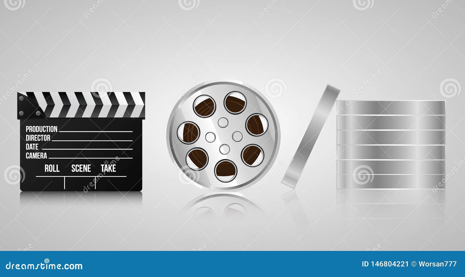 Ajuste dos objetos 3d realísticos para a cinematografia