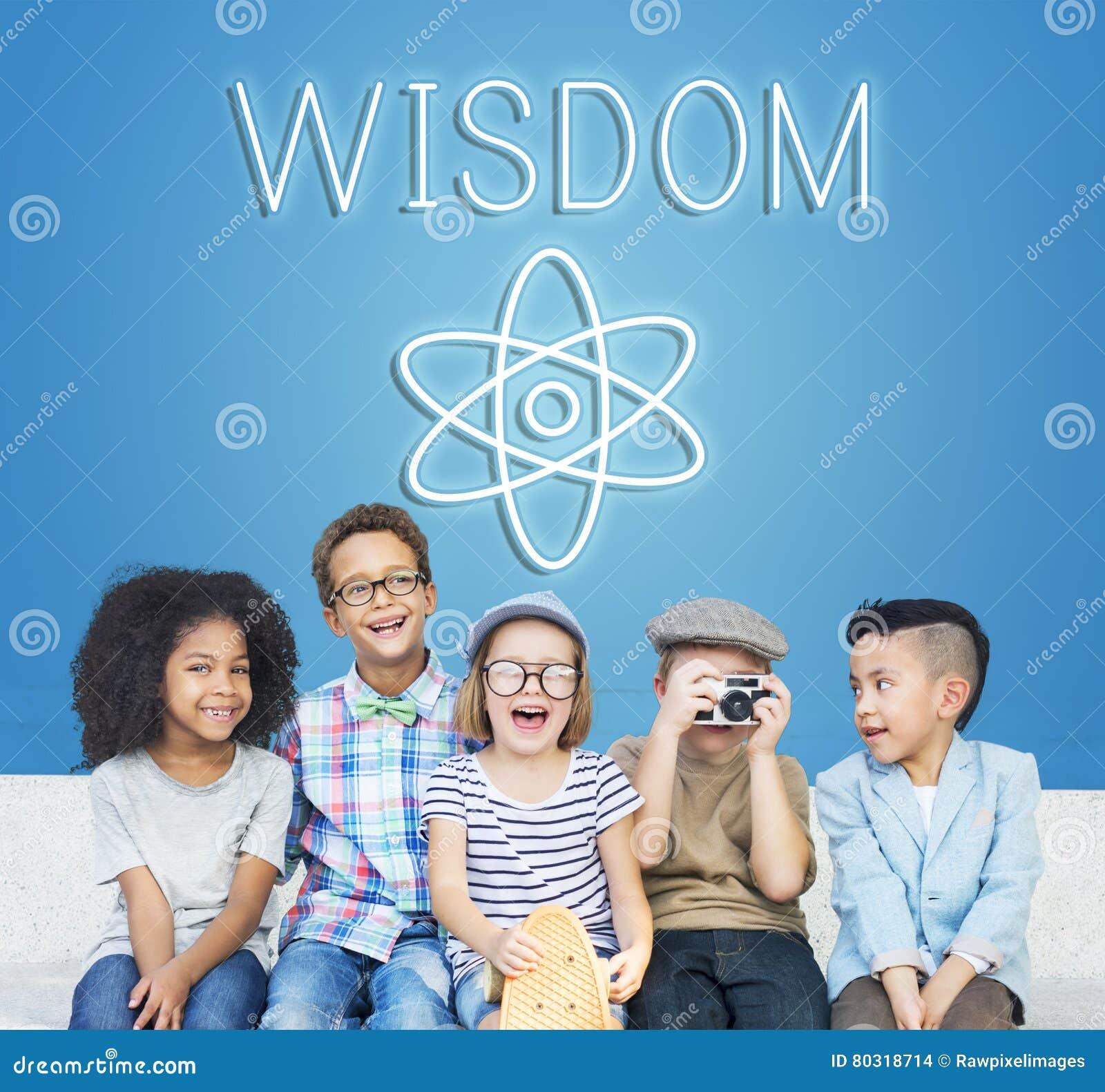 Akademisches Wissens-Klassen-Schulkonzept