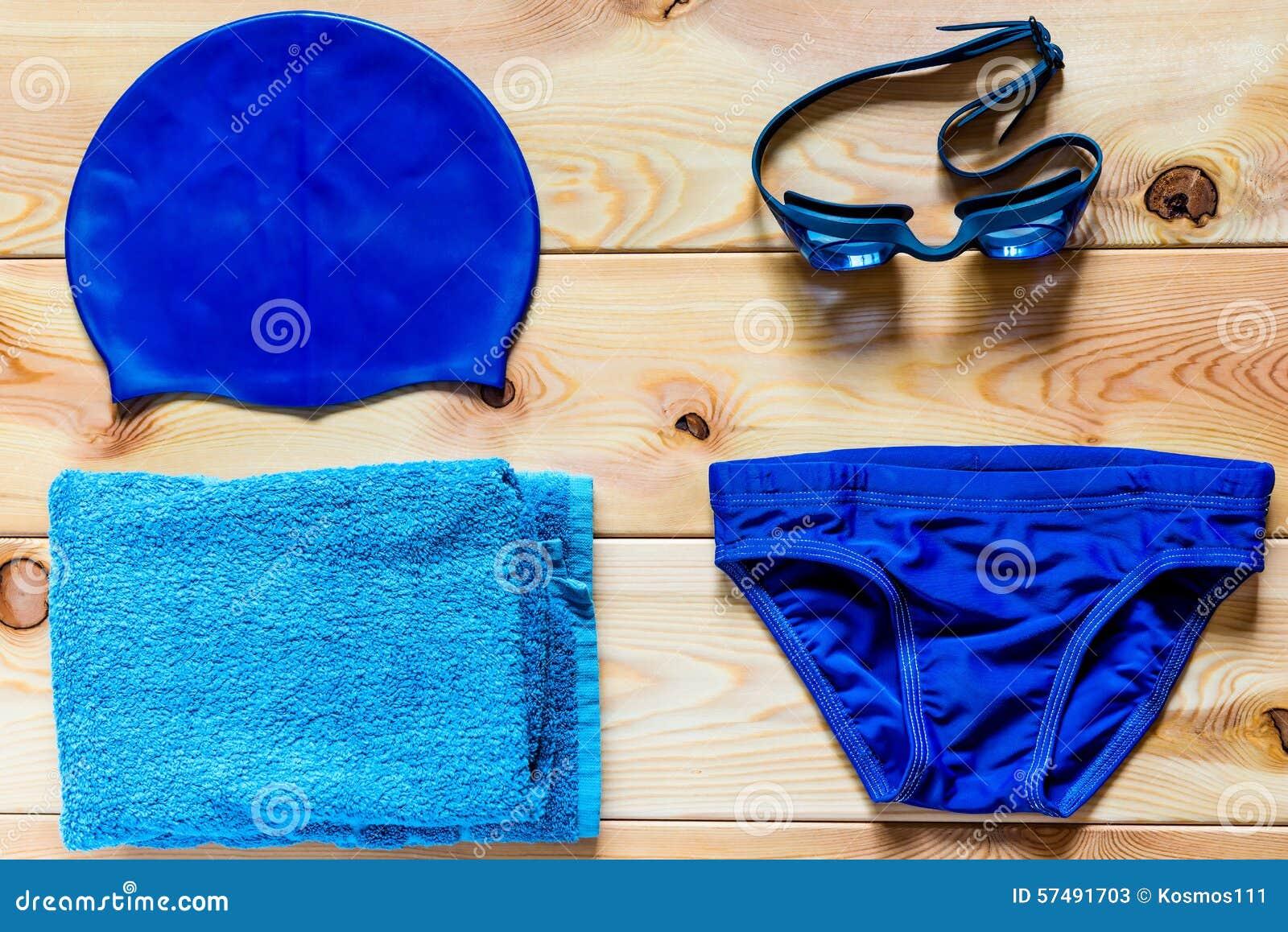 Akcesoria dla konkurencyjnego dopłynięcia w basenie