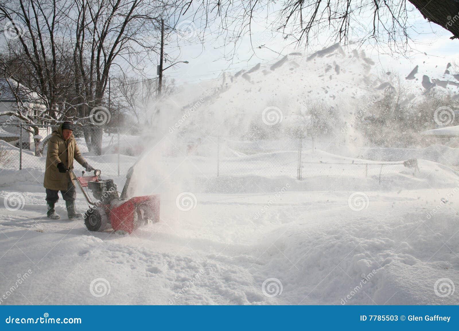Akci snowblower