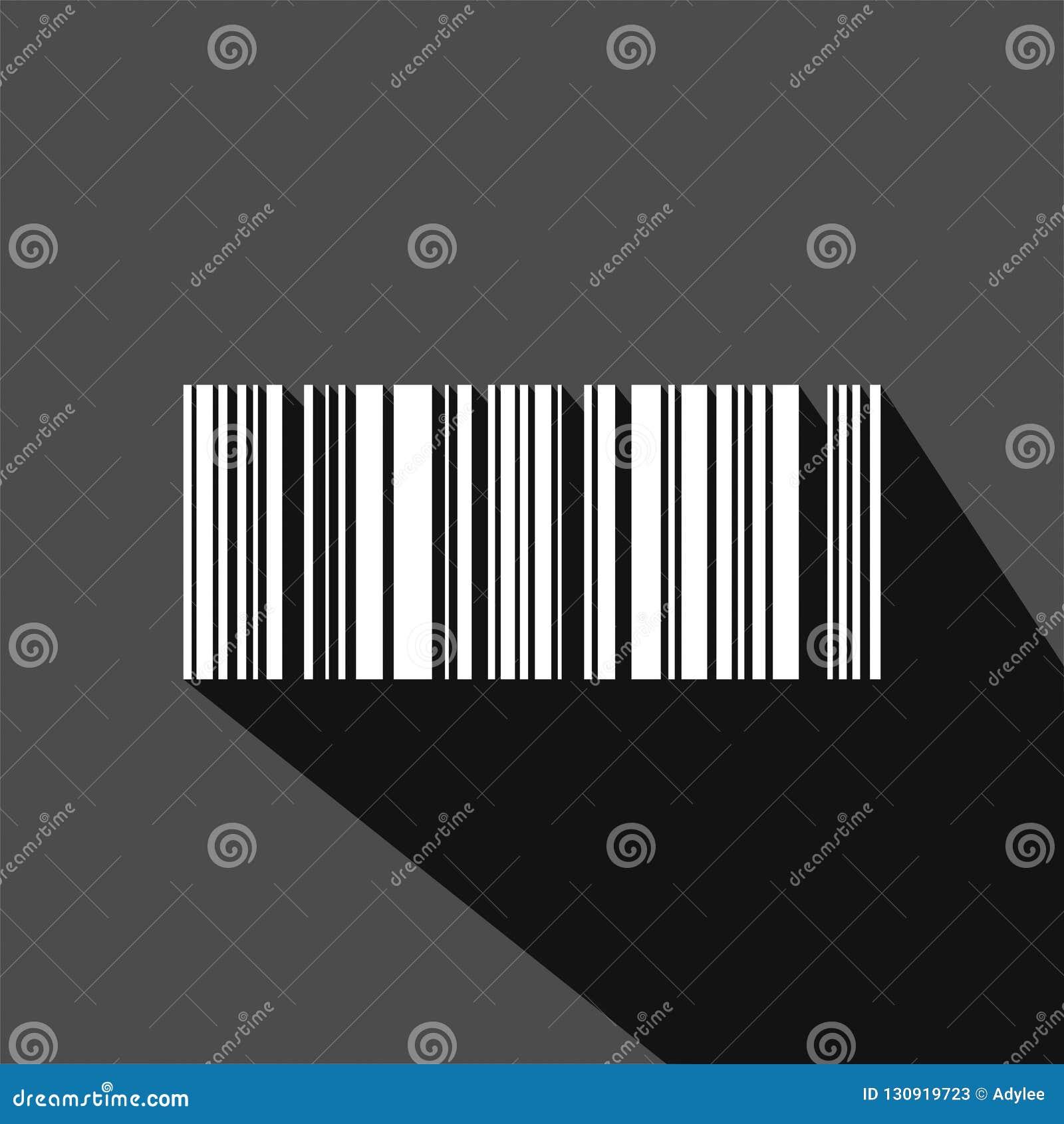 Akcyjny wektorowy barcode 7