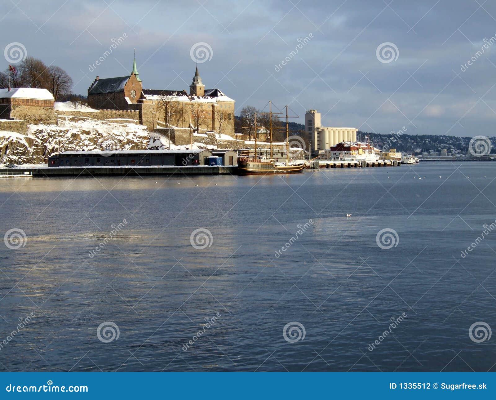 Akershus Festung, Oslo