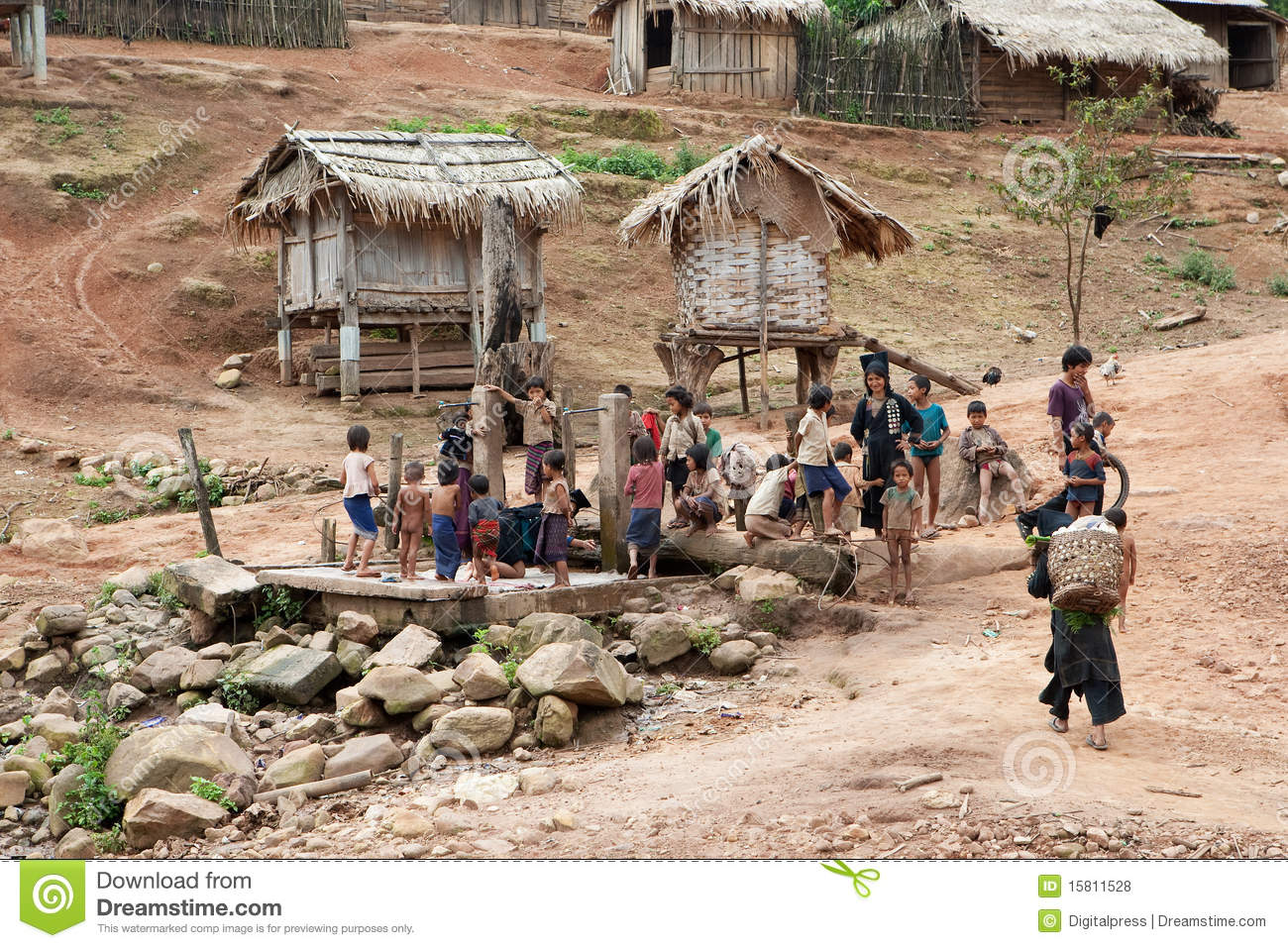 Akha the hill tribe heaven part 2 10