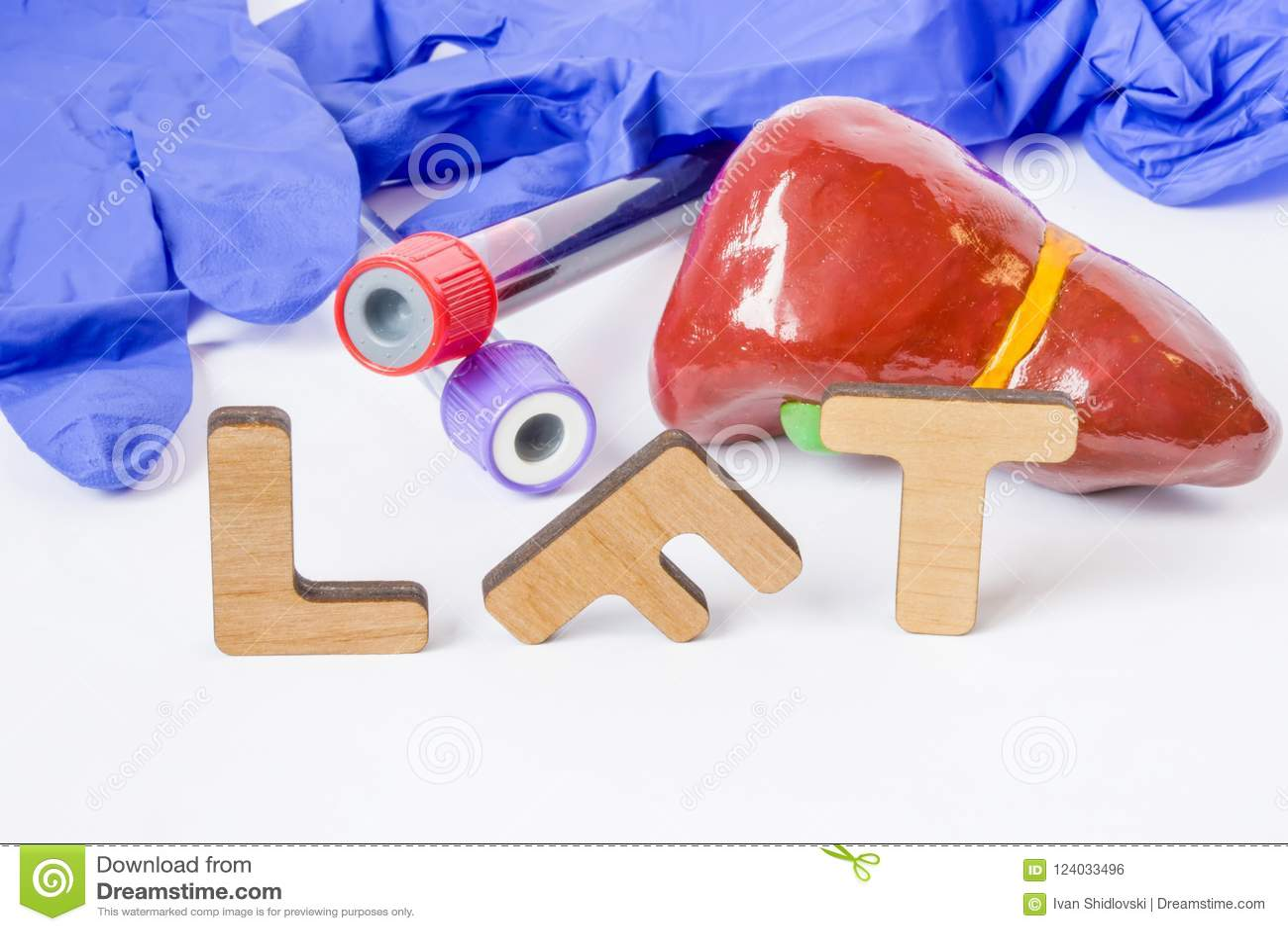 Akronymen för det kliniska laboratoriumet för LFT bestämmer den medicinska eller förkortningen av leverfunktionsprov, det hälsa a