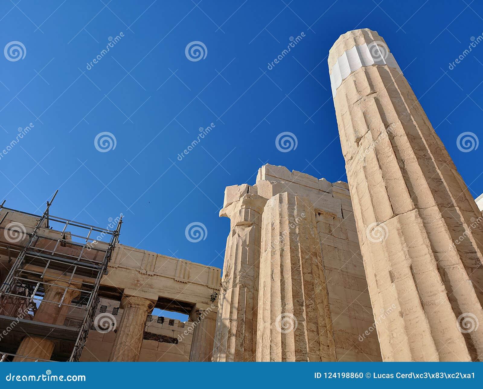 Akropol Athens Greece