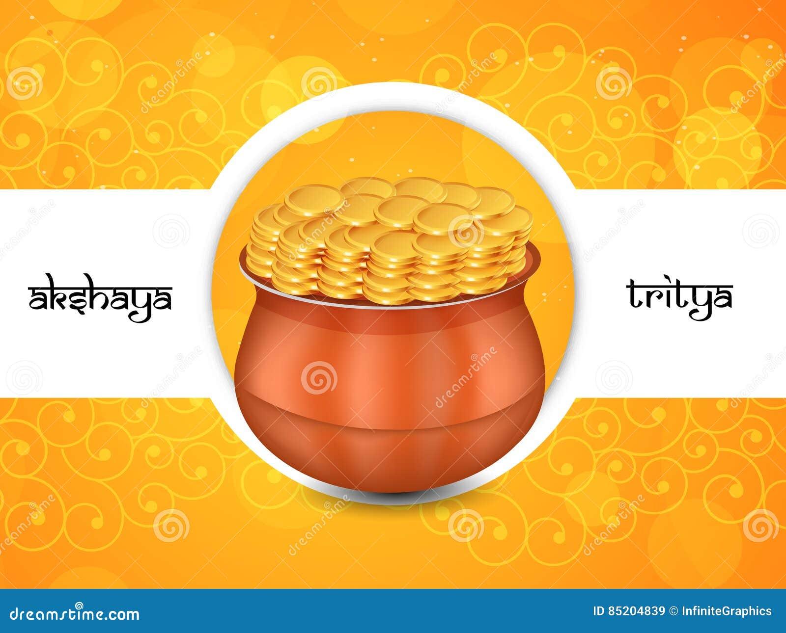 Akshaya Tritiya Background Illustration 85204839 Megapixl