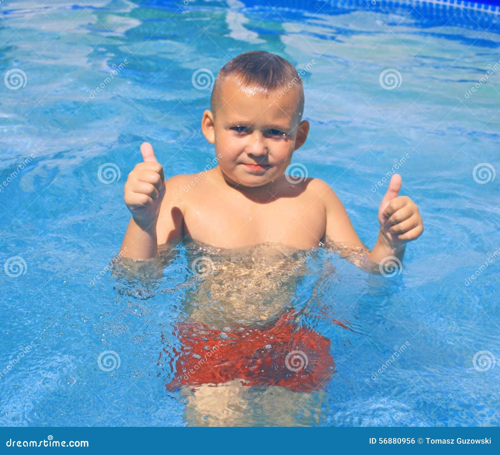Aktywność na basenie